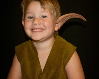 Fairy ear tip, elven elf ears WoW Nightelf ear tip prosthetics