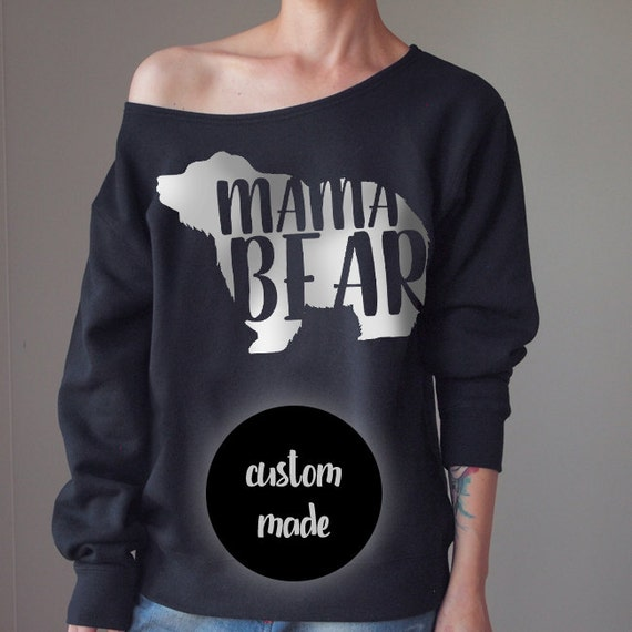 Cuter Than Most Slouchy Off Shoulder Oversized Sweatshirt
