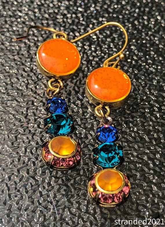 Juicy Dangle Earrings