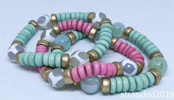 Stylish Stackable Bracelets (Set)