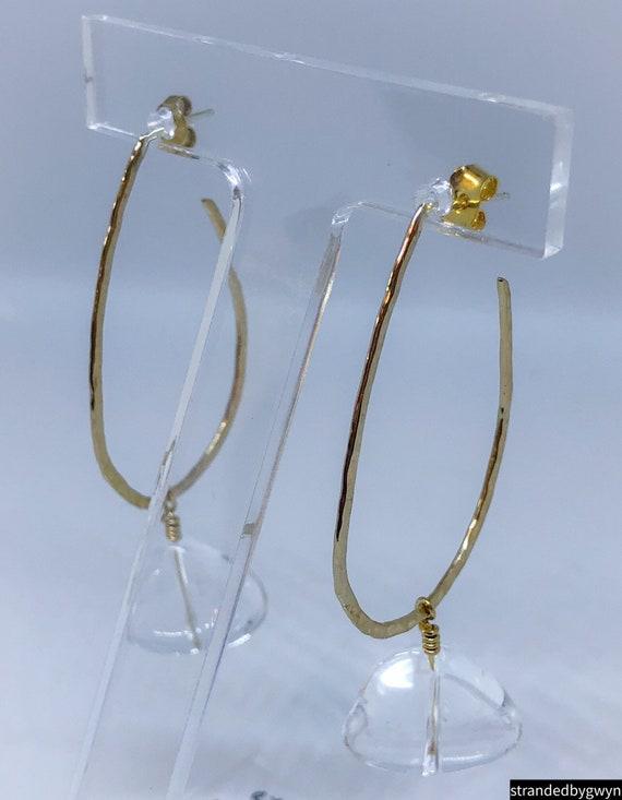 Artisan Ice Earrings
