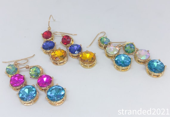 Flashy Earrings
