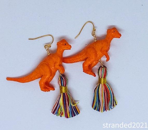 Jurassic Earrings