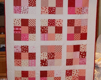 Love is in the Air Quilt
