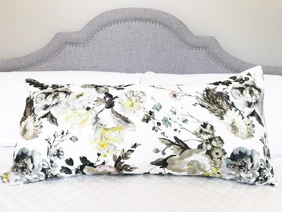 Anya King Lumbar Pillow Cover Etsy