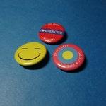 Chie Satonaka Pinback Button Set (or Magnets)