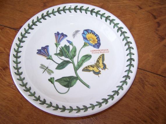 Portmeirion Botanic Garden Belladonna Lilly Plate Christmas Ornament