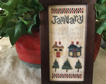 January Mini Sampler