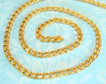 967ca3b049734 Diamond link chain | Etsy