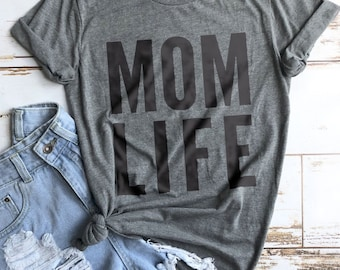 Mama Shirt, Mom Shirt, Momma Shirt, Mom Gift, Gifts for Moms, Mommy Shirt, Mom Life Shirts, Cute Shirts, Cute Tees, Mom Shirts, Mom Boss