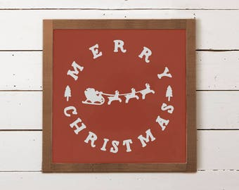 Christmas Wall Sign | O Holy Night Sign, Christmas Sign, Christmas Gift, Christmas Decor, Christmas Wall Decor, Farmhouse Christmas Decor