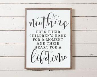 Motherhood Signs