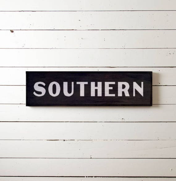 Wall Sign Southern Wall Decor Farmhouse Decor Joanna Gaines Fixer Upper Wall Decor Living Room Decor Southern Sign Farmhouse Sign