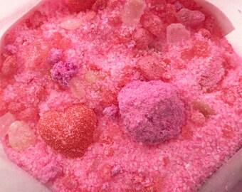 WHOLESALE CUSTOM BuBBle Salt, Bath Salts, Bomb Dust, Bath Tea...Two Wild Hares **Please Read Description**