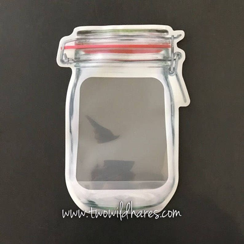 12 BALE/FIDO JAR Stand Up Pouches 6.25x8.825x3.25 image 0