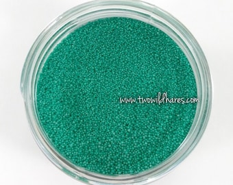JOJOBA BEADS GREEN, 20/40 Exfoliant Safe Alternative to Microbeads for Bath Products