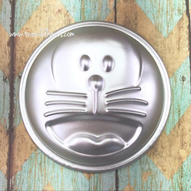 3 78 Two Wild Hares Fall CRAZY CAT Bath Bomb /& Baking Mold Metal Autumn Halloween