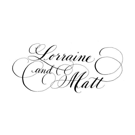 Надписью, шрифт для свадебных открыток