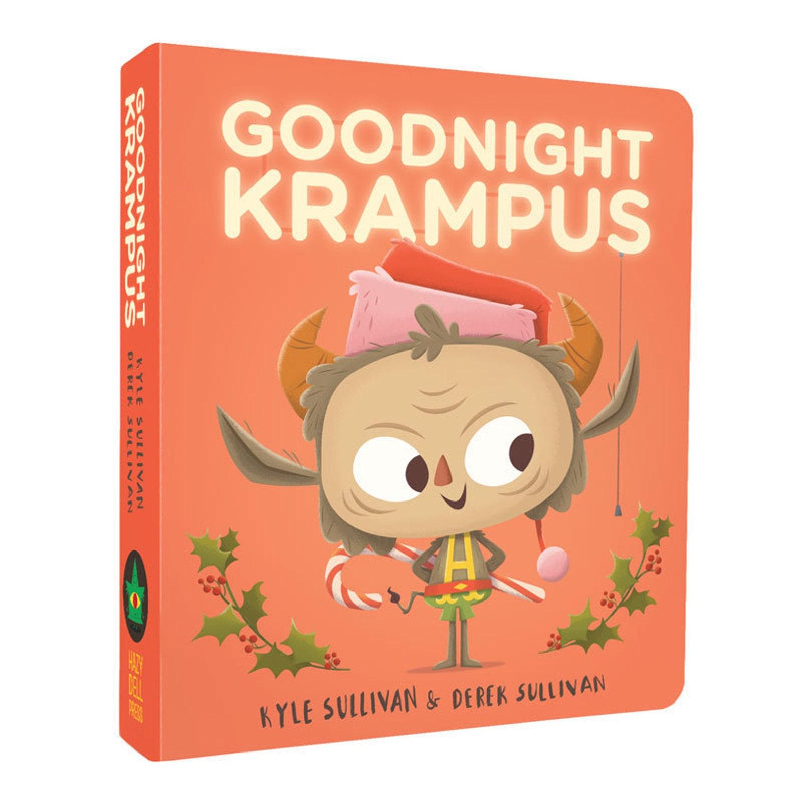 Goodnight Krampus (children's board book)