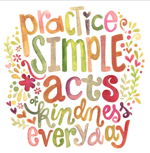 Image result for holiday acts of kindness clipart