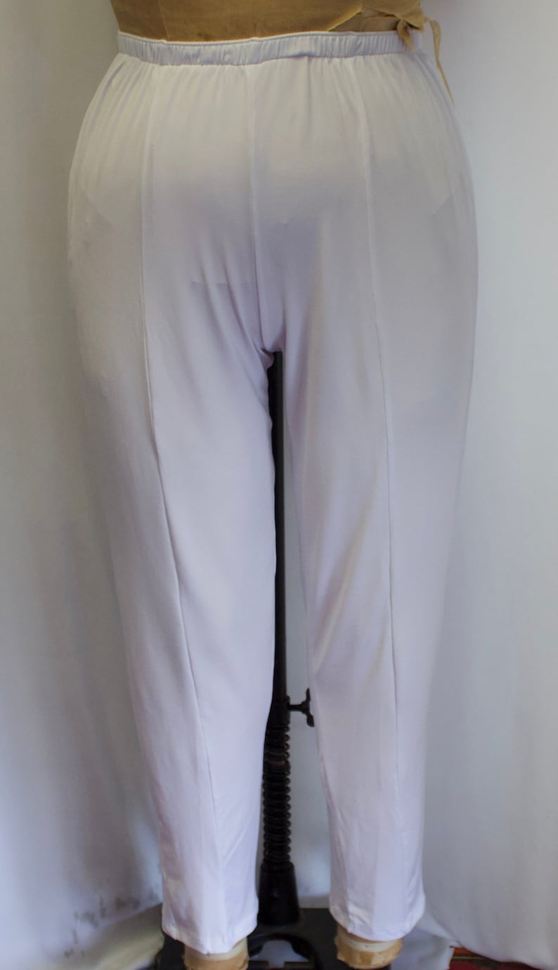 Skinny Leg Dress Pants Plus Size