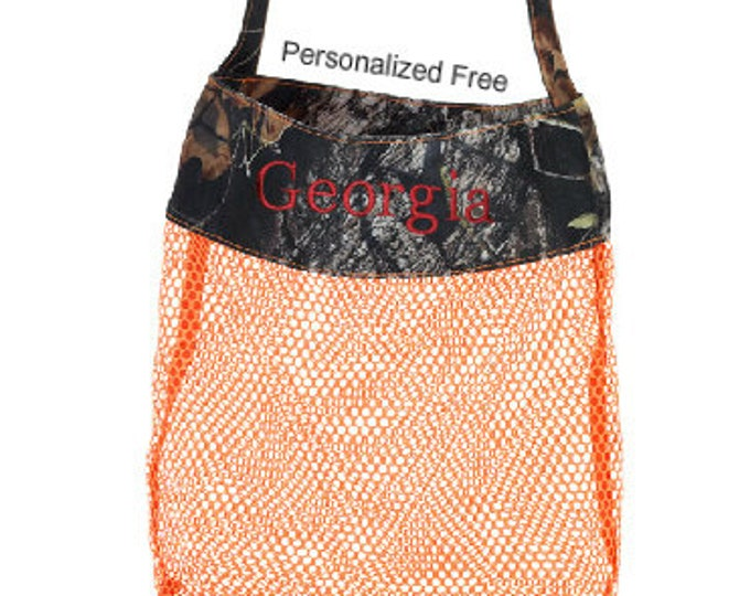 Kids Beach Bag, Seashell Bag, Sea Shell Bag, Mesh Beach Tote, Kids Beach Bag, Kids Shell Bag, Kids shell Tote, Personalized Kids Bag
