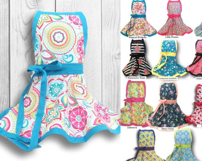 Featured listing image: Kids Apron