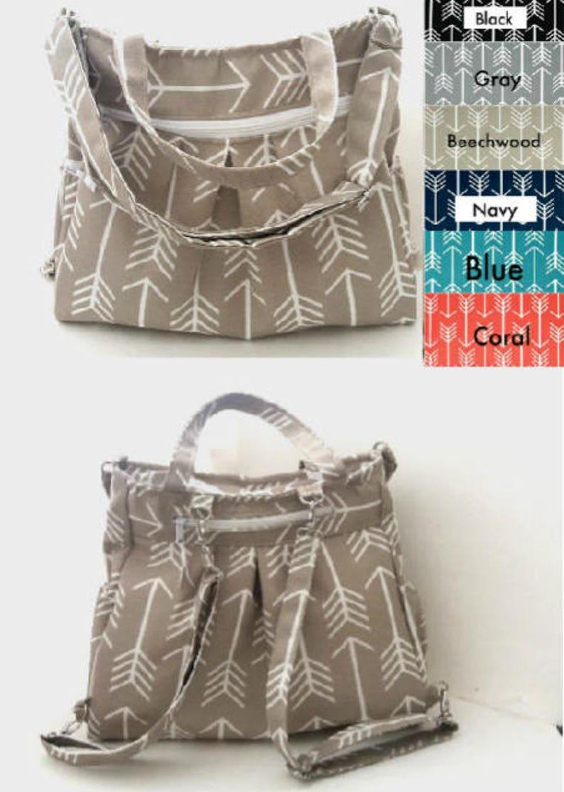 Backpack Diaper Bag Personalized Diaper Bag backpack image 0