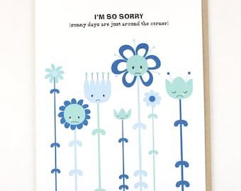 Sad Flowers