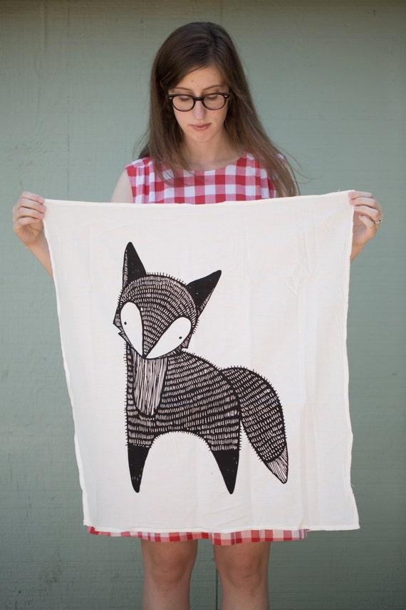 Fox Fox Tee Fuchs Handtuch Mutter Geschenk Geschenke für   Etsy