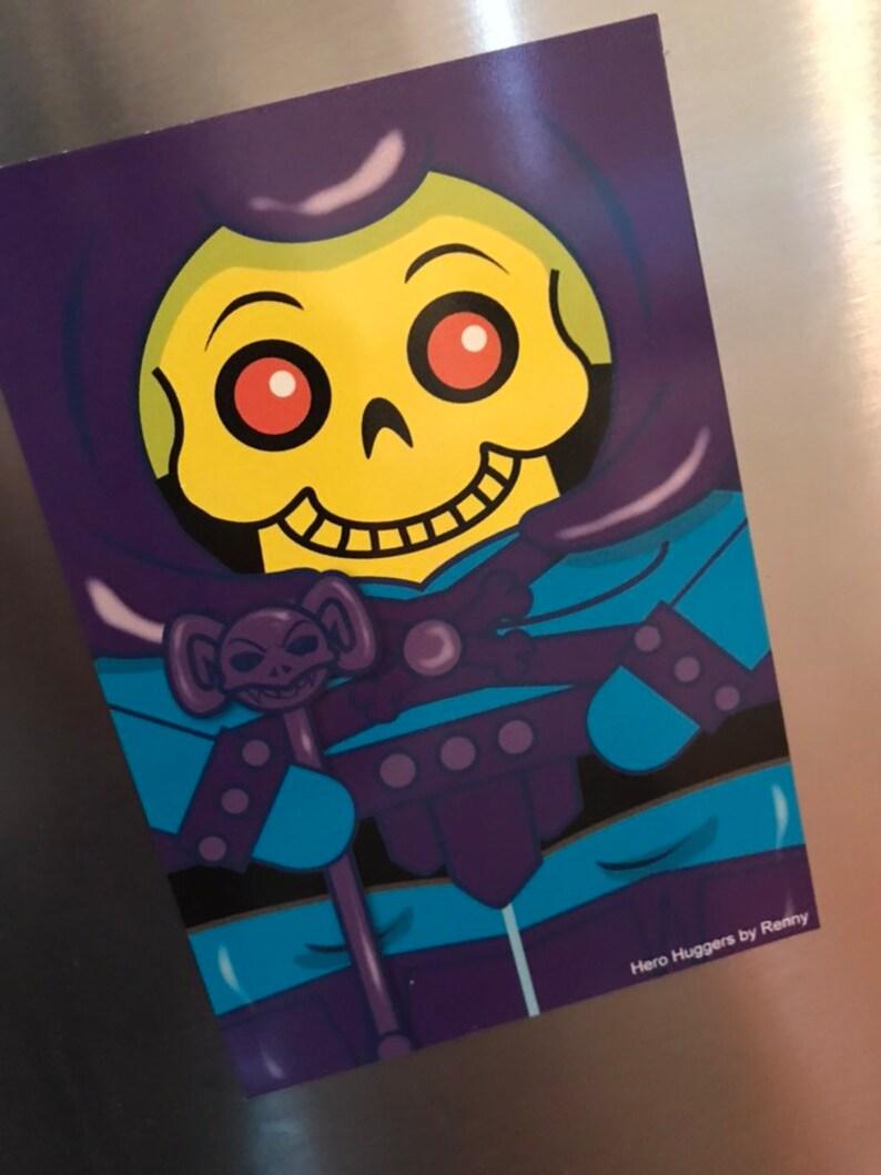 Skeletor Masters of the Universe 'Hero Hugger' Large image 0