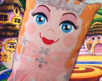 Glinda the Good Witch 'Hero Hugger' Decorative Pillowcase