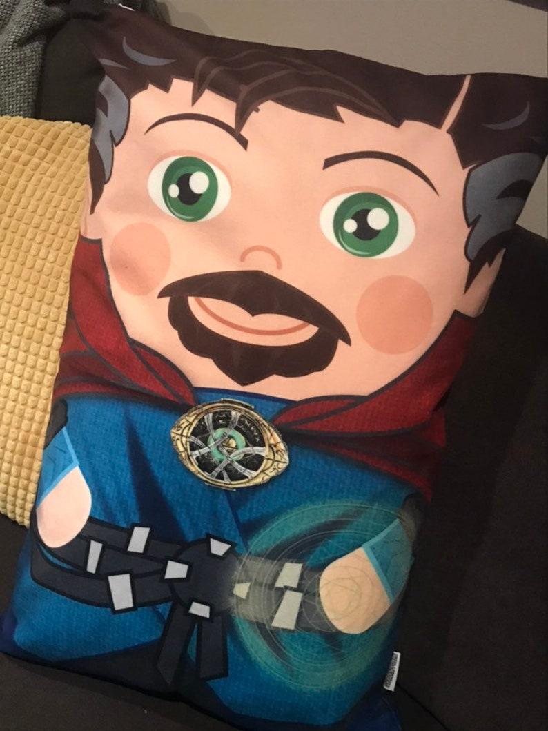 Doctor Strange Avengers   'Hero Hugger' Decorative image 0
