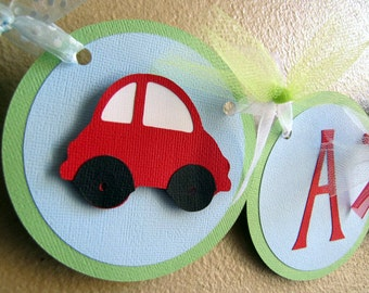 Little Red Car Party High Chair Banner, Red Car 1st Birthday, Little Red Car Birthday Party, Red Car Party Banner, Boy Photo Prop Banner