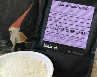 The Menace's Gift Milk Soaking Salts