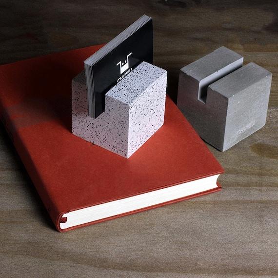 karte halter silikon formen beton handwerk formen etsy. Black Bedroom Furniture Sets. Home Design Ideas