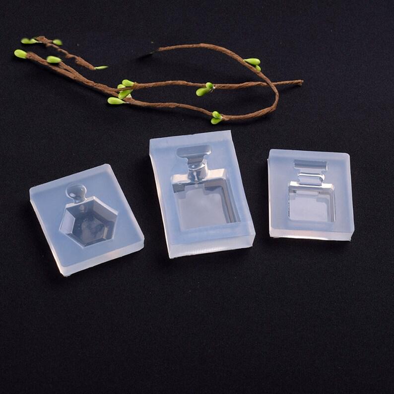 Transparent Silikon Form Getrocknete Blume Harz Dekorative Handwerk Diy Form Diamant Typ Epoxy Harz Formen Für Schmuck Perlen & Schmuck Machen Schmuckwerkzeuge & Ausrüstung