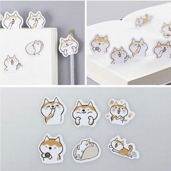 100Pcs//lot Cute Animal Cat Mini Paper Sticker DIY Diary Decoration Sticker