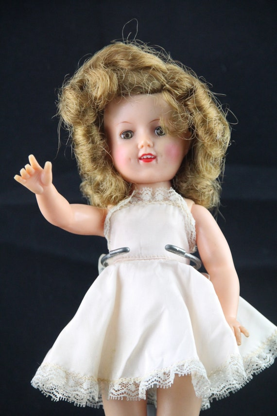 Vintage 1950s Ideal Shirley Temple Doll ST 12 N