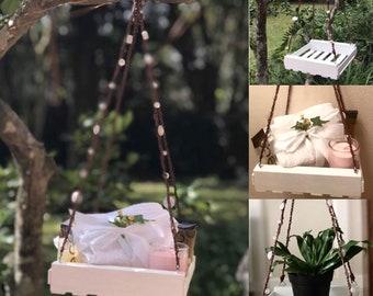 Hanging Plant Basket, Hanging Bathroom Organizers, Hanging Plant Holder, Bathroom Decor, Crochet Bathroom Hanger, Macrame Hanger