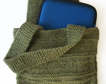 Knit, Purl Sampler Bag PDF Pattern