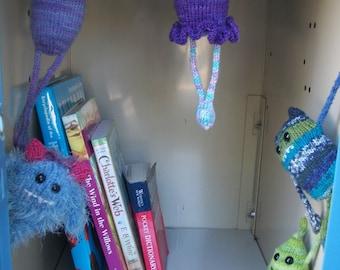 Locker Monster Knitt Pattern E-book