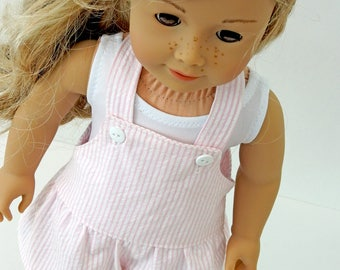 Handmade 18 Inch Doll Romper and Bodysuit for American Girl Doll