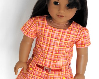 Trendy AG Doll Romper fits like 18 Inch American Girl Doll Clothes