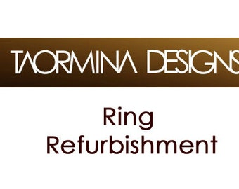 Taormina Ring Refurbishment - Fee and Procedures