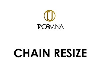 Chain RESIZE - Fee and Returns Procedures