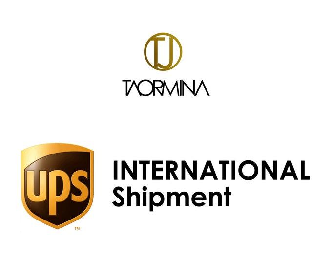 International Shipment Fee by Taormina Jewelry