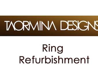 Taormina Ring Refurbishment - Fee and Procedures