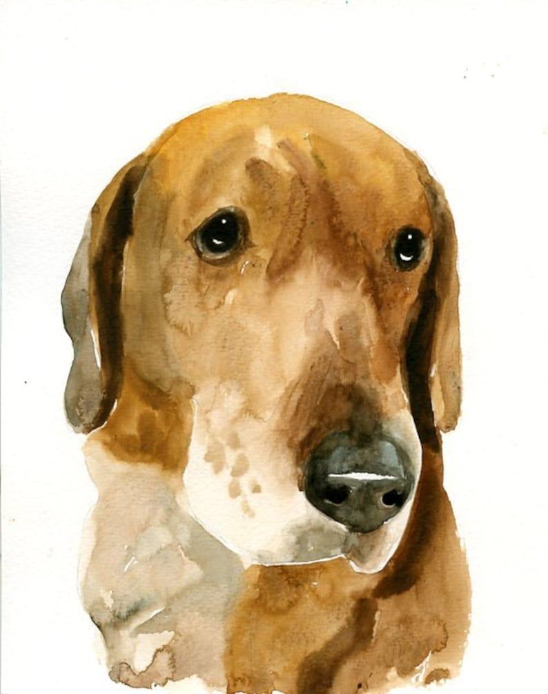 Custom pet portrait Pet portrait painting Pet portrait Custom image 4
