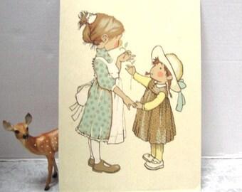 versione stampata Holly HOBBIE Cuscino Sewing Pattern per giorni felici